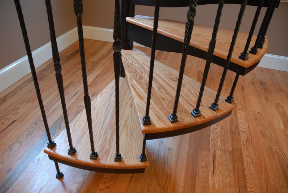 Solid Forged Iron Spiral Stairs Explore High Quality Options