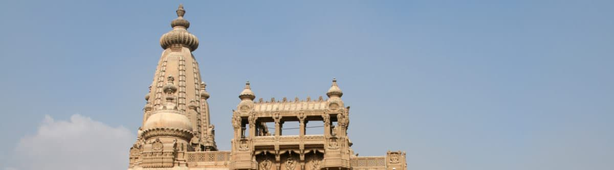 A Special Spiral Staircase Story: The Baron's Palace in Heliopolis, Egypt