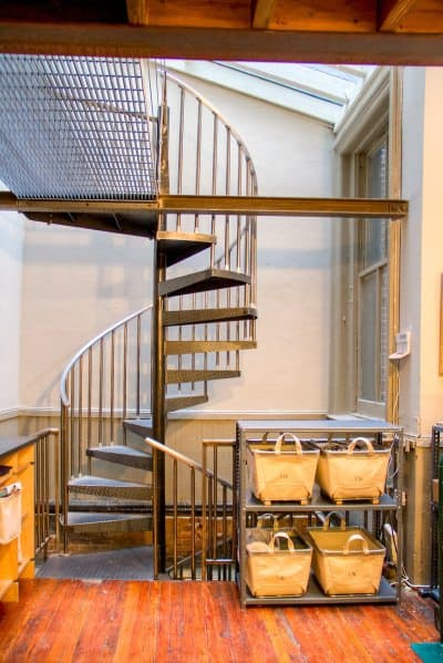commercial-galvanized-steel-spiral-stair
