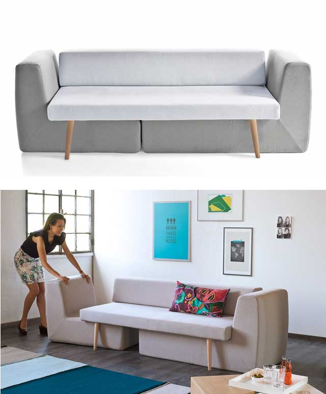 Merveilleux Multi Use Sofa