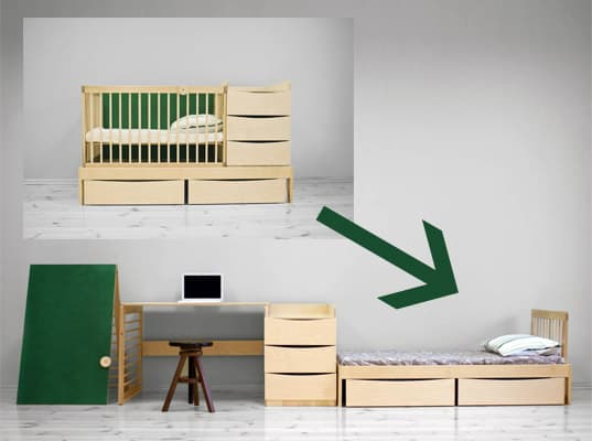 Multifunctional Furniture For Small, Multi Function Furniture