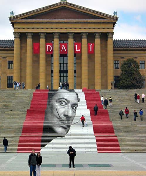 Dali Philadelphia Art Museum