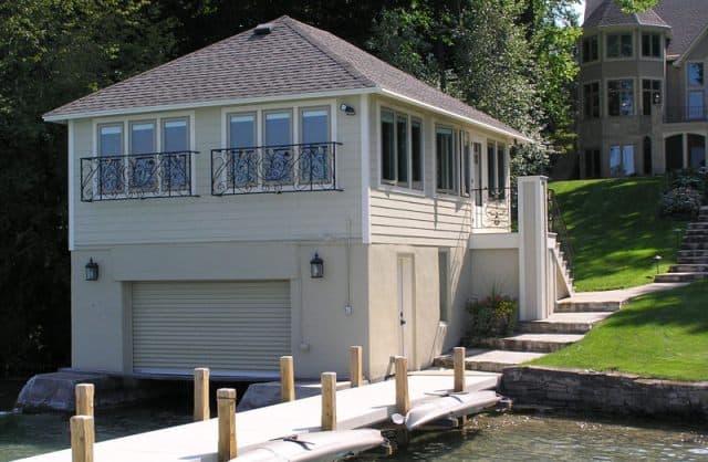 23 Boat House Design Ideas Salter Spiral Stair
