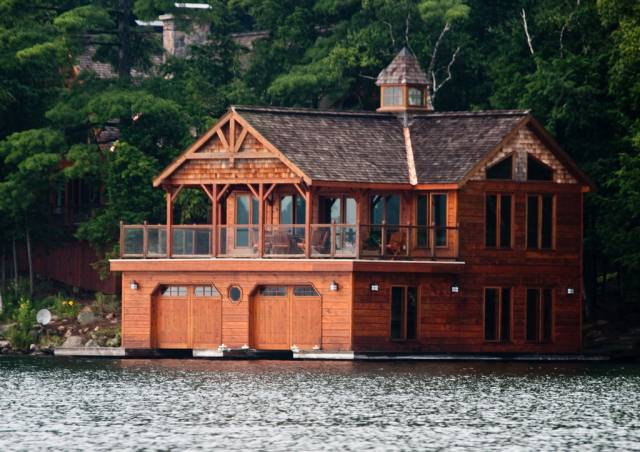rustic-boat-house