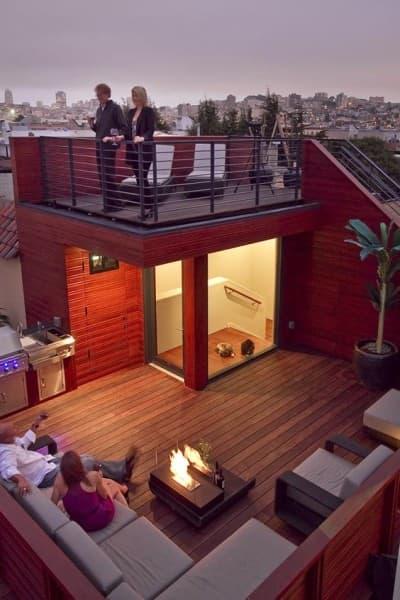 12 Breathtaking Deck Design Ideas Salter Spiral Stair