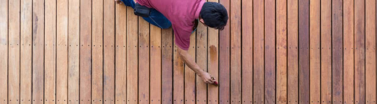 Three Steps to Deck Restoration