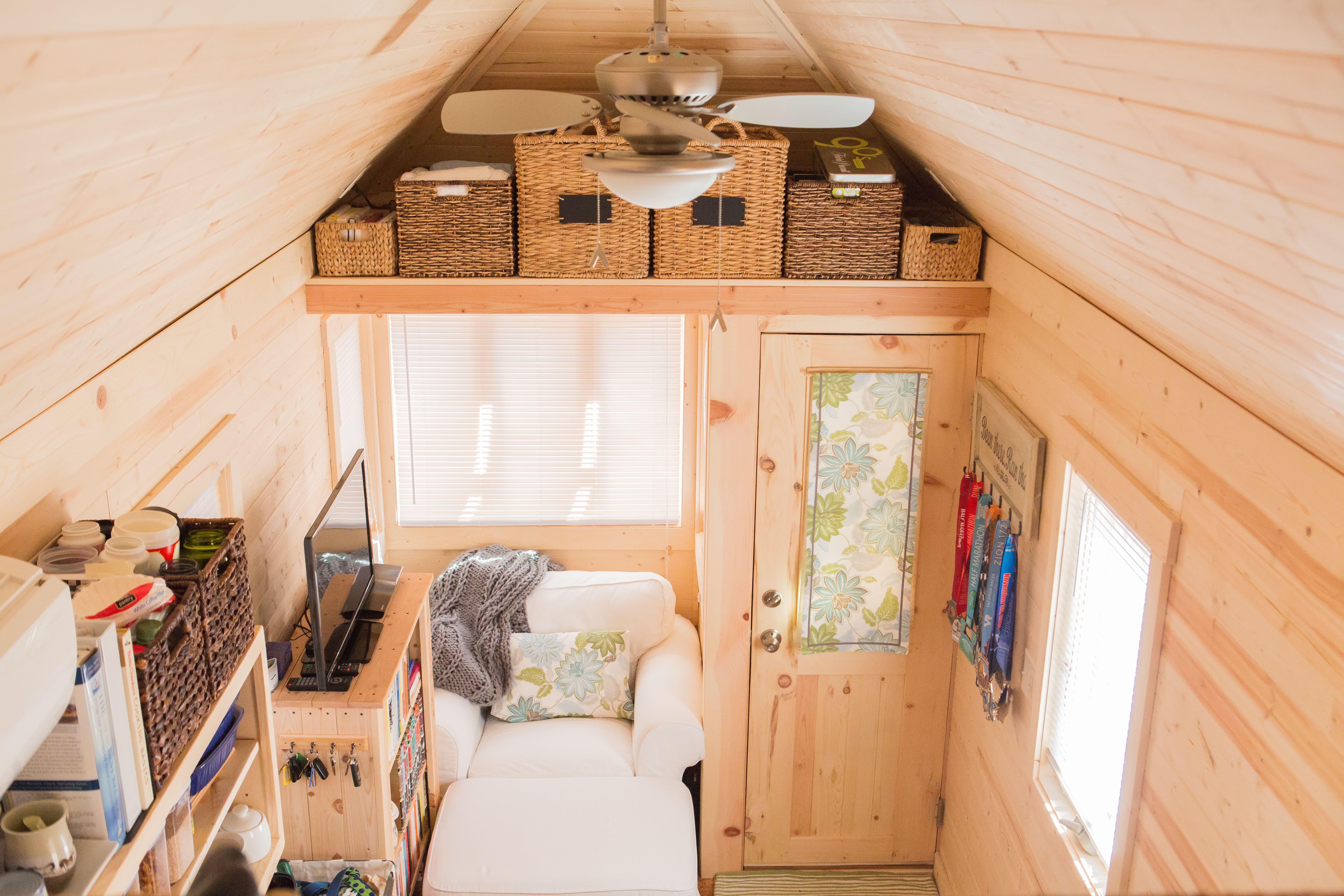 3 Places To Find Storage In Your Tiny Home