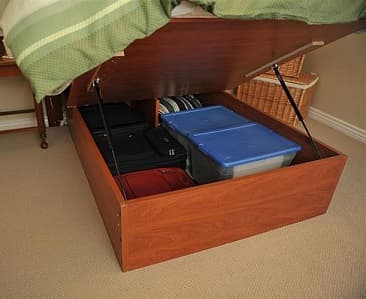 Bedroom Hidden Storage Ideas