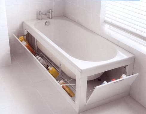 Bathroom Hidden Storage