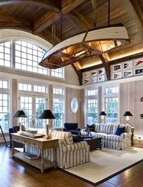 nautical-beach-house-living-room