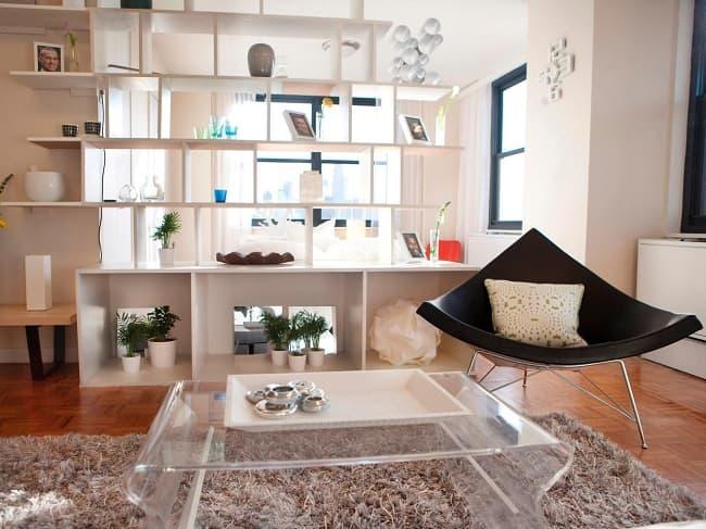 modern home storage