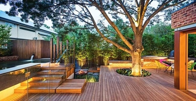 eco friendly deck designs