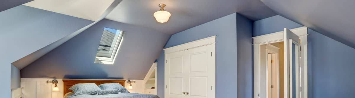 Convert Your Attic into a Bedroom