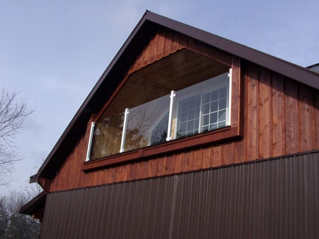 Building a Garage Loft Apartment - Salter Spiral Stai