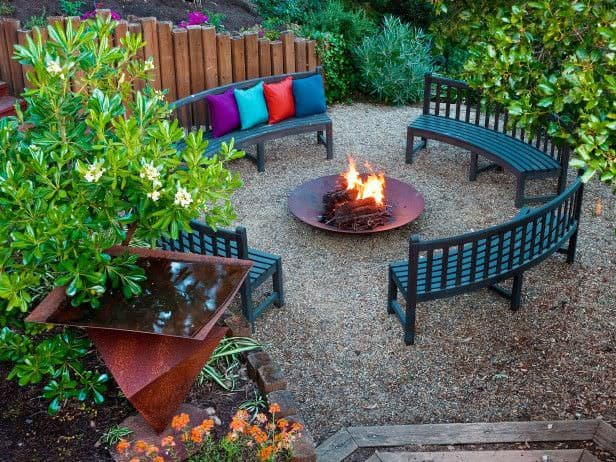 focal point fire pit