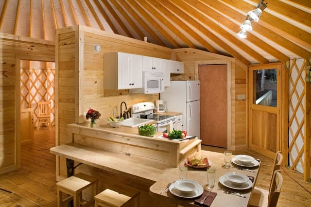 all-wood-yurt-design